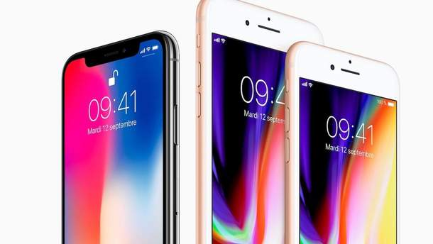 iPhone 8, iPhone 8 Plus и iPhone X: аргументация цены