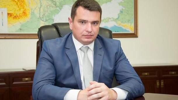 Зарплата Ситника за серпень склала 135 тисяч 899 гривень