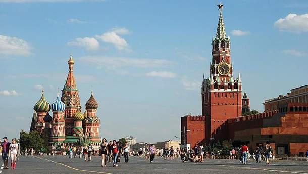 Невідомий погрожує підірвати Красну площу у Москві
