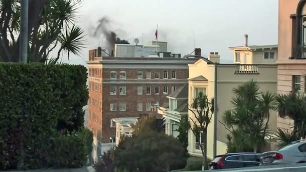 Колишнє консульство Росії в Сан-Франциско