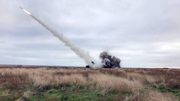 Українські війська отримають нове ракетне озброєння