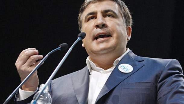Саакашвили приедет в Киев