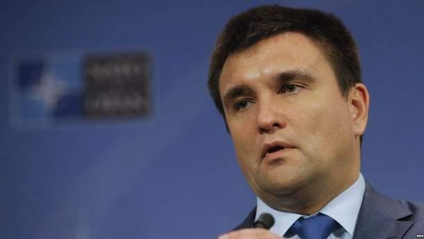 Павло Клімкін не вважає Білорусь безпечною для українців