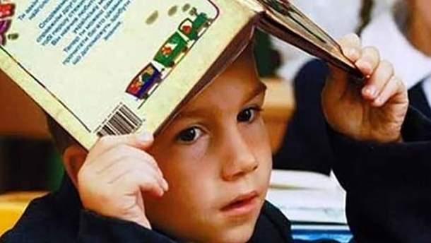 Почти каждый десятый ученик в Украине учится на русском