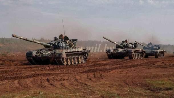 Военные учения Запад-2017 начались в Беларуси