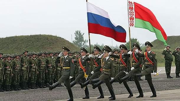 """Военные учения """"Запад-2017"""" в Беларуси"""