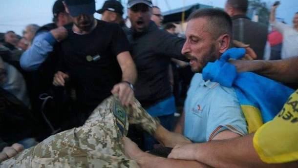 "Еще одного участника ""прорыва"" Саакашвили через границу арестовали на два месяца"