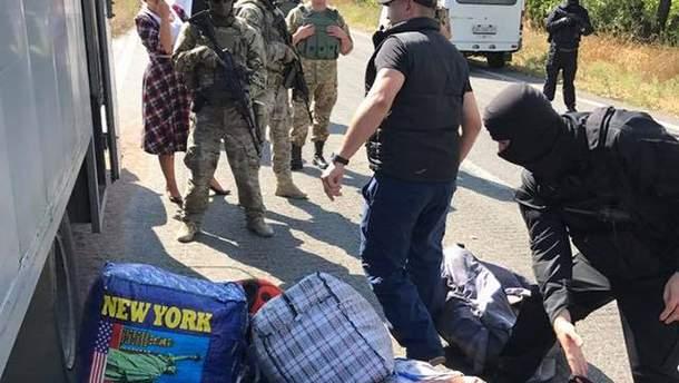 """Ряд заключенных вернулся с """"ДНР"""" на свободную территорию Украины"""