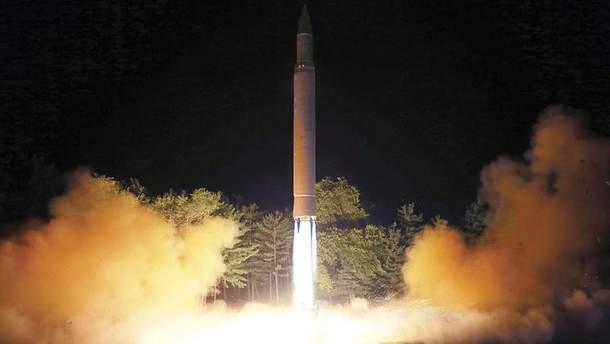Балістична ракета КНДР