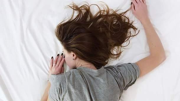 Як можна схуднути під час сну (Ілюстрація)