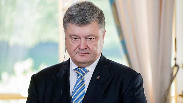 Петр Порошенко предложил план по деоккупации Крыма