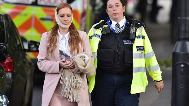 В теракті в метро Лондона постраждали 20 людей