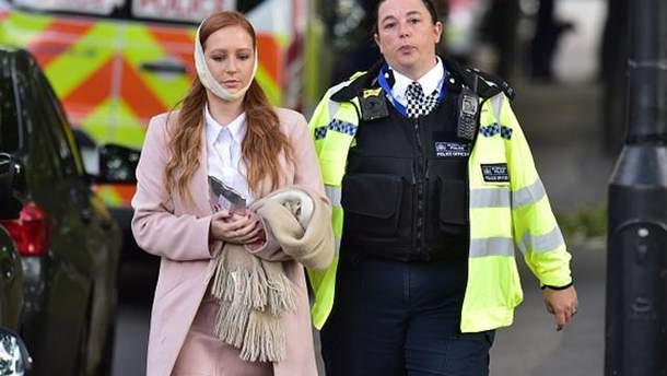 В теракте в метро Лондона пострадали 20 человек