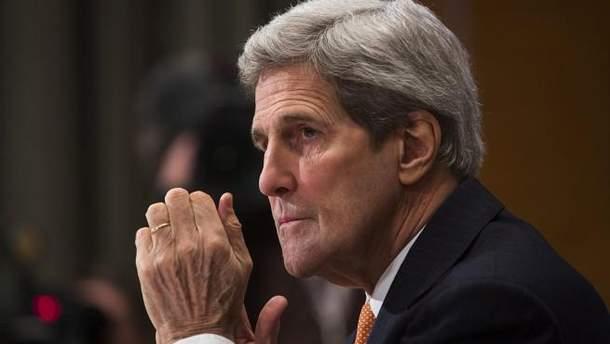 Джон Керри не верит России относительно миротворцев на Донбассе