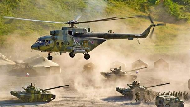 """Військові навчання """"Захід-2017"""" несуть найбільшу загрозу для Білорусі"""