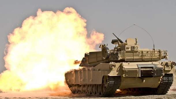 Україна очікує летальну зброю від США
