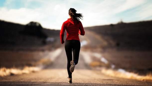 Щоденні пробіжки допомагають кинути палити