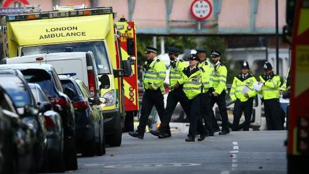 Теракт в метро Лондона: сдетонировала самодельная бомба
