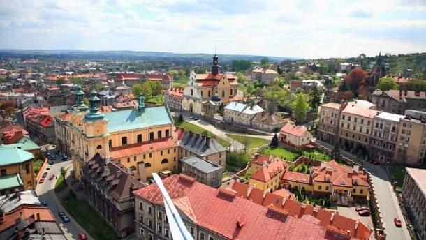 В Перемышль поедет еще один поезд из Украины