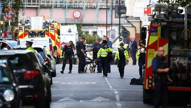 Полиция установила личность террориста из лондонского метро