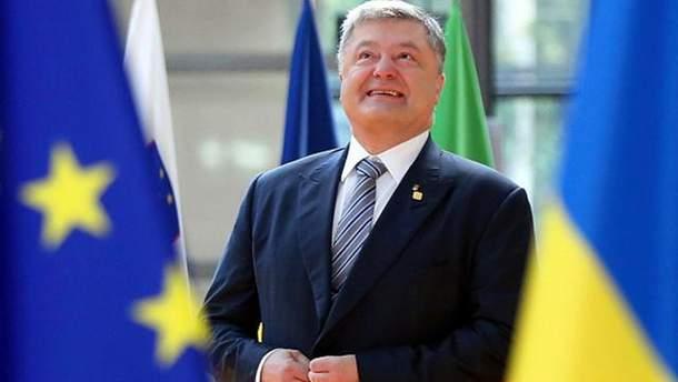 Порошенко намекнул на освобождение Крыма в 2018 году