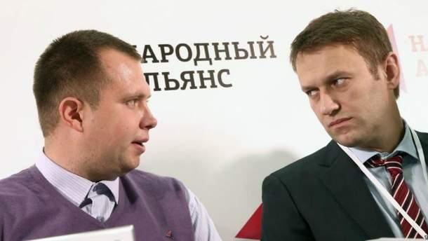 Соратника Навального Миколу Ляскіна побили у Москві