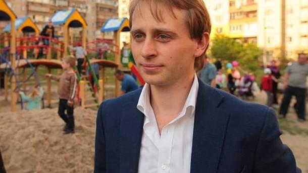 Сергея Крымчака взяли под стражу