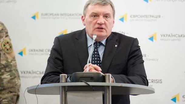 Гримчак убежден, что Донетчина вернется под контроль Украины в 2018 году