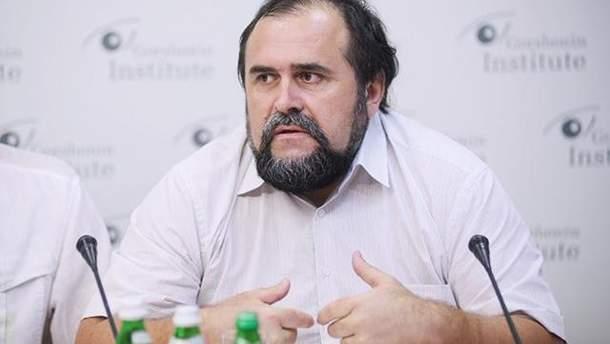Олександр Охріменко