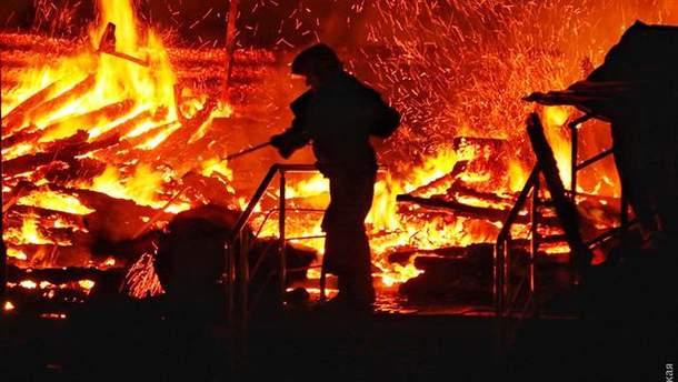 Пожежа в дитячому таборі в Одесі: шокуючі подробиці