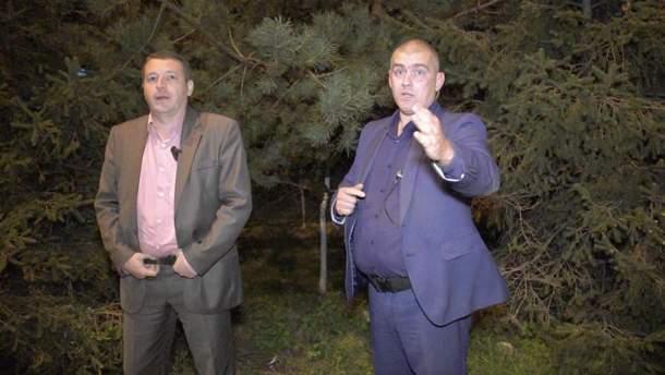 Стало відомо, що знімали журналісти у Конча-Заспі