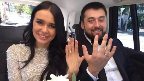 Старший син Луценка одружився