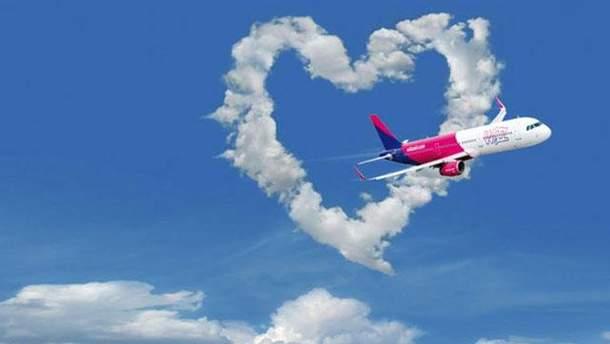 Wizz Air разрешил бронировать билеты без указания имен пассажиров
