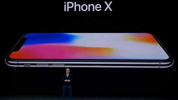 Настоящая стоимость iPhone X