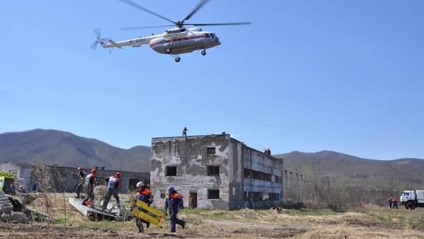 На Камчатке произошло землетрясение (иллюстрация)