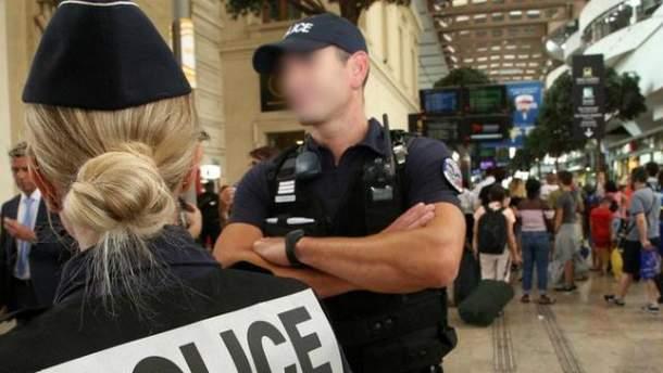 Инцидент произошел на вокзале в Марселе