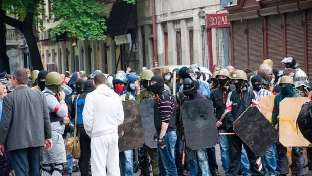 Беспорядки 2 мая 2014 года в Одессе