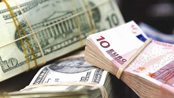 Готівковий курс валют 18 вересня