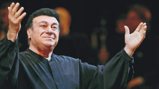 Оперний співак Зураб Соткілава помер