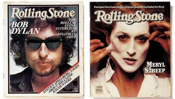 Обкладинки журналу Rolling Stone