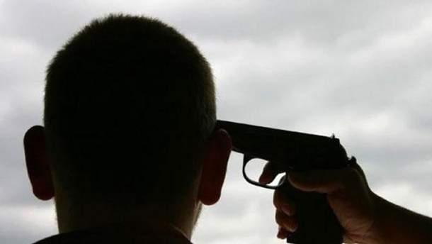 В Україні створили реєстр самогубств серед військовослужбовців АТО
