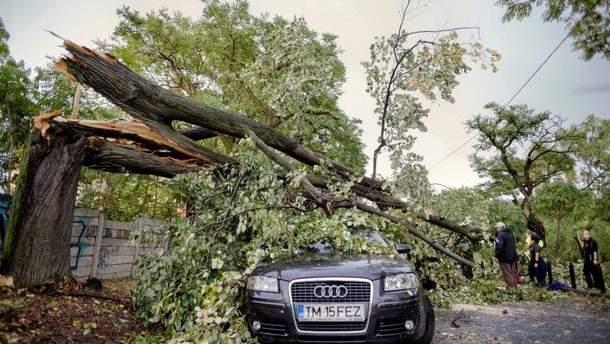 Ураган из Румынии не придет в Украину