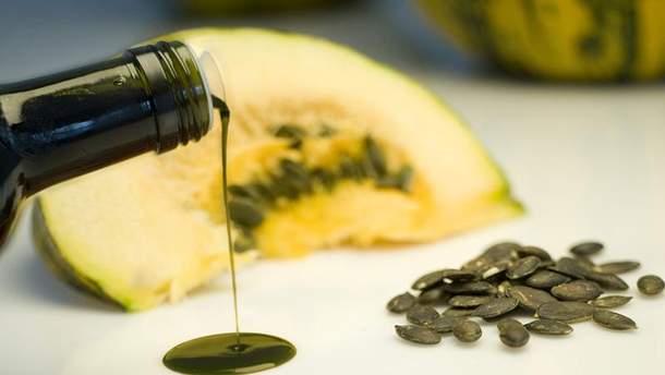 Гарбузова олія: користь та правила вживання