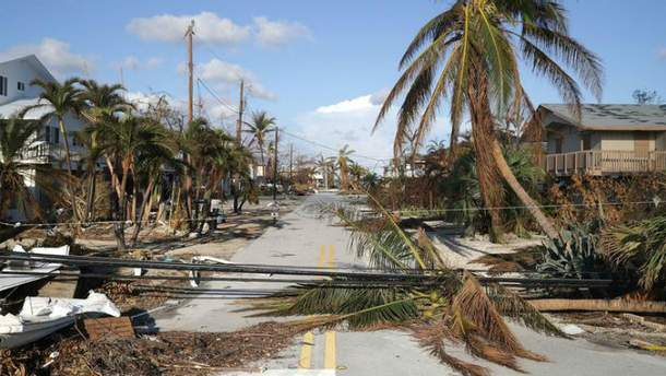 "Шторму ""Мария"" присвоили категорию урагана"