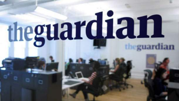 Редакция The Guardian