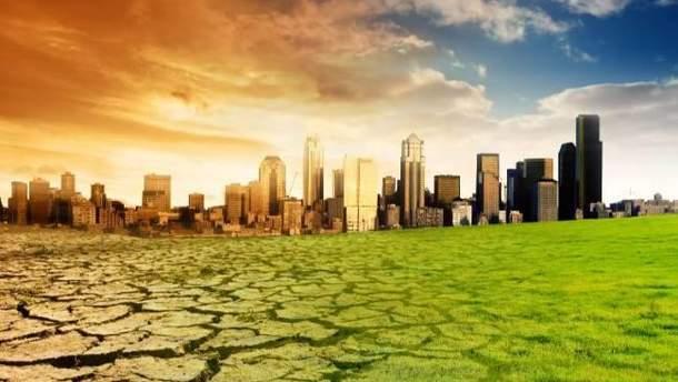 Климатическая катастрофа