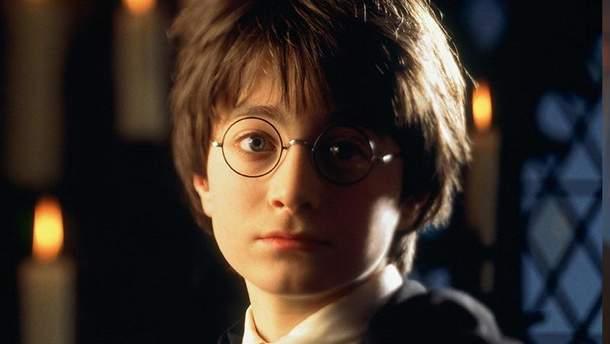 Гарри Поттер и философский камень. Кадр из фильма