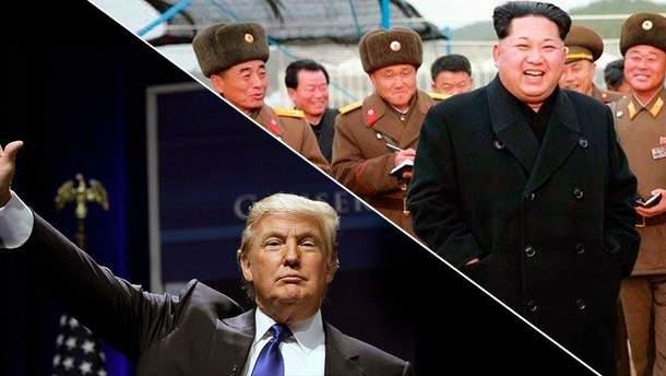 Небезпечна ядерна гонка