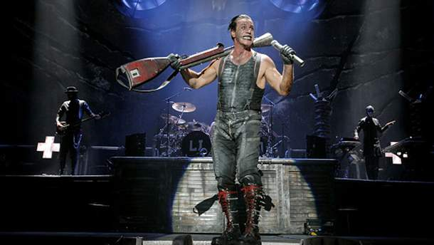 Rammstein не  заканчивает музыкальную карьеру
