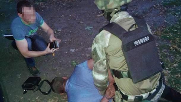 Затримання сутенерів на Луганщині